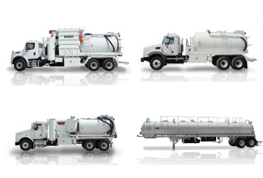 industrial vacuum trucks
